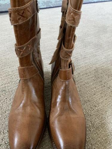 Genuine Brown Boots