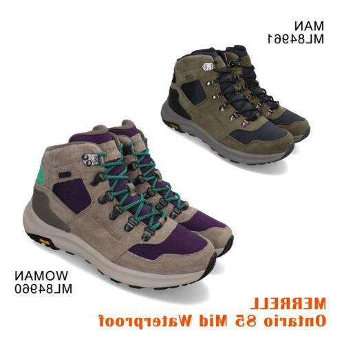 ontario 85 mid waterproof outdoors hiking shoes
