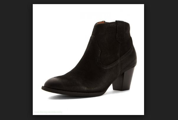 Vionic Orthotic Windom Ankle Boots Women's Black Booties 6.5