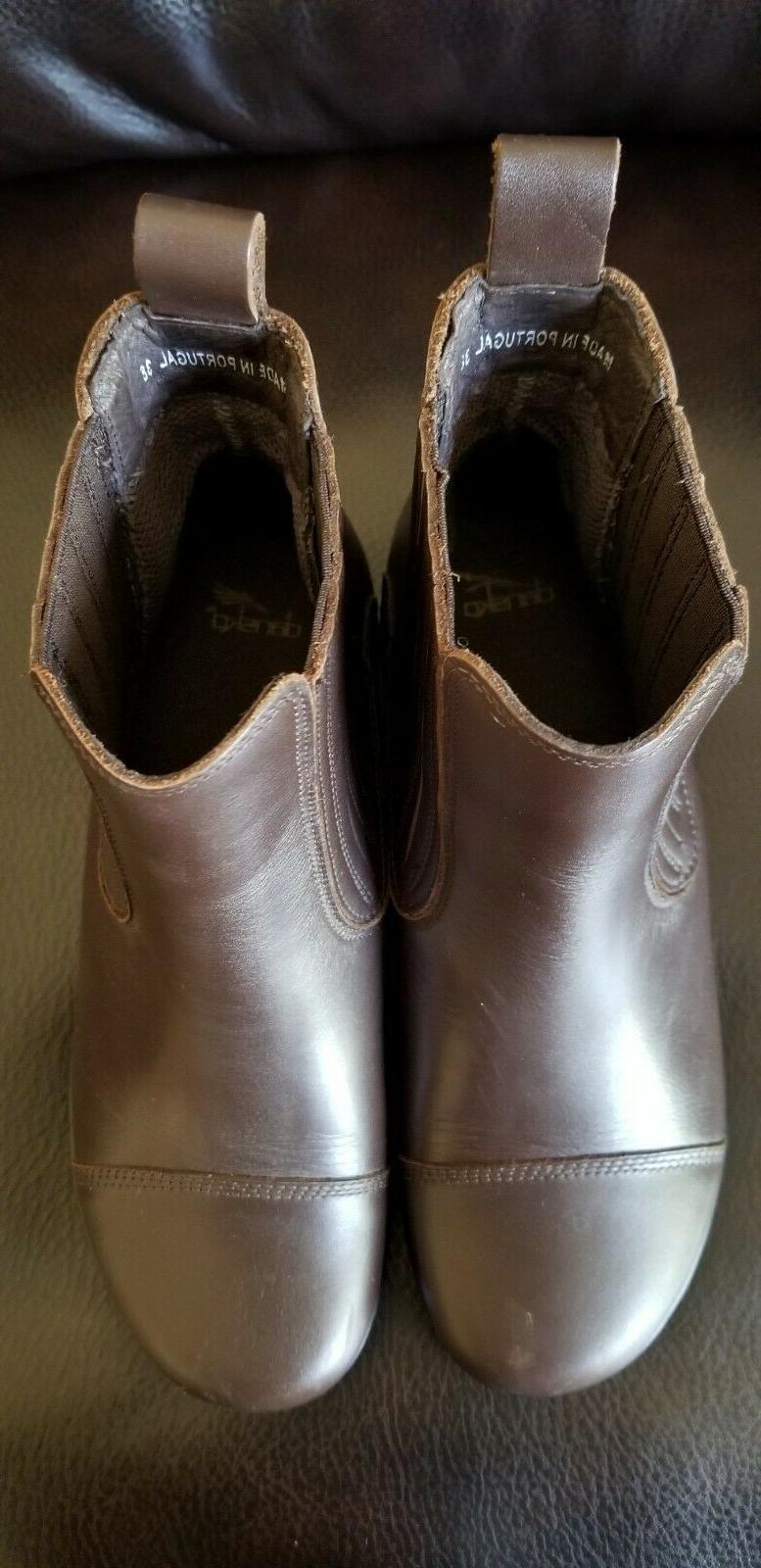 Dansko Size 8 Brown Pull-On