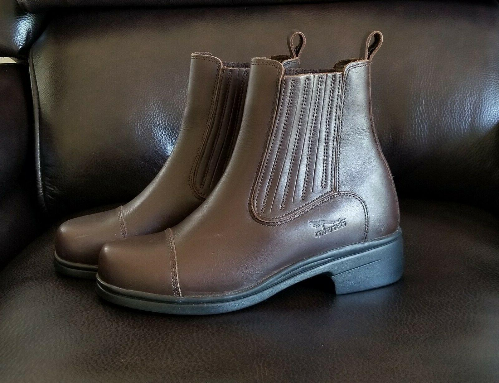 paddock boots womens size 8 eu 38