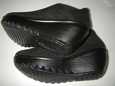 Skechers Parallel-Ditto Suede Wedge Womens W ~