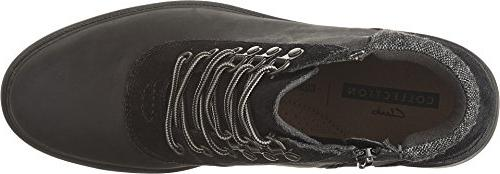 CLARKS Women's Raisie Boot, 11 M US