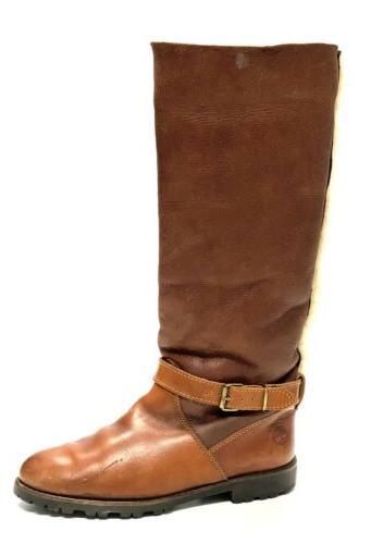 Timberland Tall Womens 7 Brown
