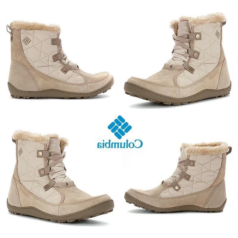 Columbia Shorty Omni-Heat Women's Boots Waterproof Snow Rain