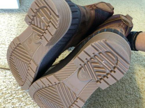 Kamik Boots 8 Brown