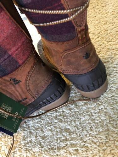 Kamik Sienna Boots 8 Tan