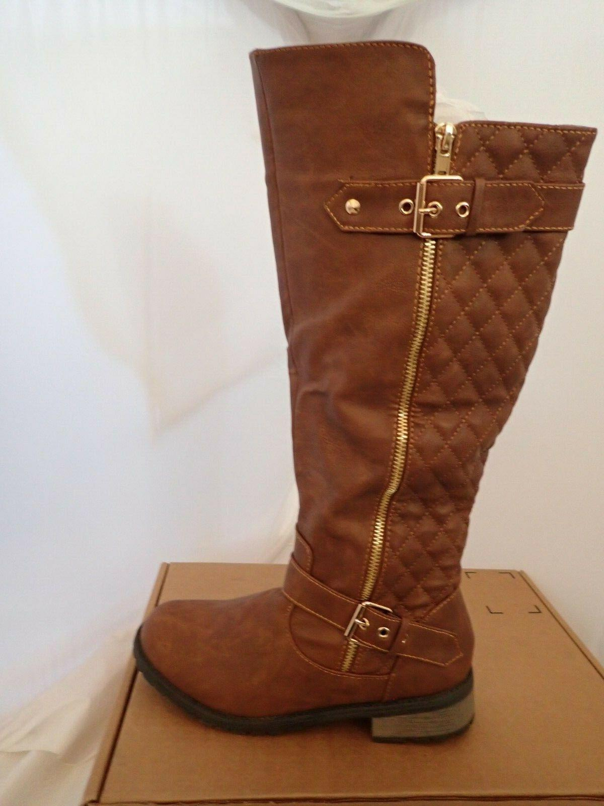 Single right boot size 8 Lady riding Boot for amputee