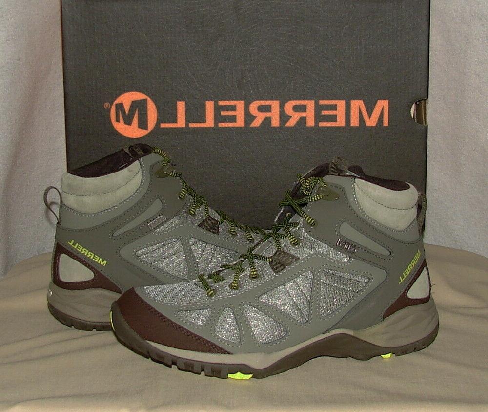 siren sport q2 mid waterproof hiking boots