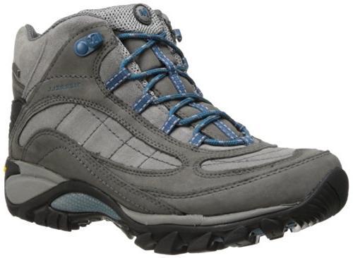 siren waterproof mid hiking boot