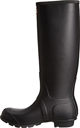 Black Rain Boots - 10 US