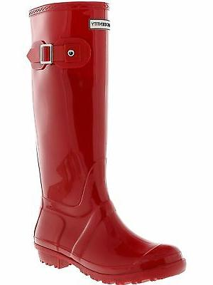 Exotic Tall Rain Boots-Non-slip 100% Women