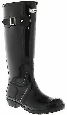Exotic Identity Original Tall Rain Boots, Waterproof, Premiu