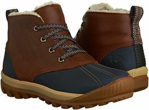 TB0A1631 Timberland Women's Mt Hayes Waterproof Chukka Boots