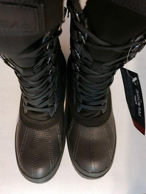 Waterproof Boots LaNeige Canada Pajar Women's Size Grey Color NWT