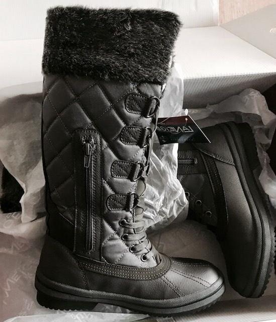 waterproof snow boots women s size 7
