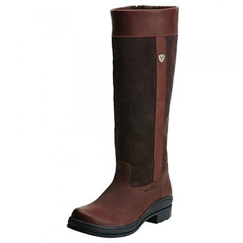 windermere h2o dark brown leather