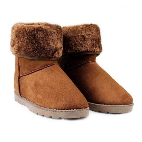 Winter Women's Warm Fashion 4 Colors