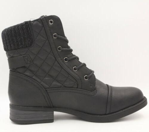 GLOBAL WIN Winter Boots Black