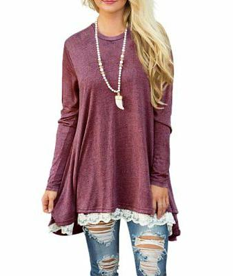 Sanifer Women Sleeve Tunic