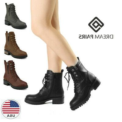 women low heel ankle boots ladies fashion