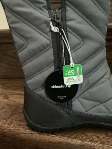 Columbia Minx III Slip On Waterproof 200G Insulated