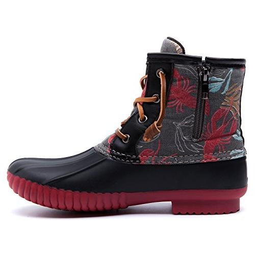 Global Win Women's Snow Boots SZ-9M