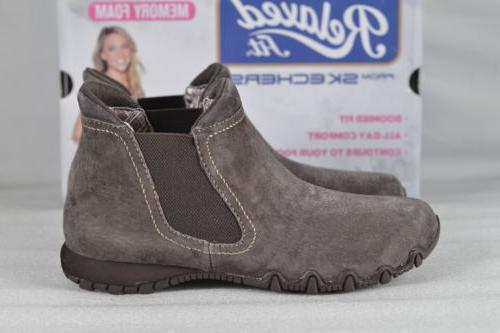 Women's Bikers-Londoner Ankle Boots Chocolate