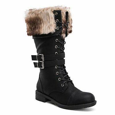 Women's Boots Fashion, Synthetic