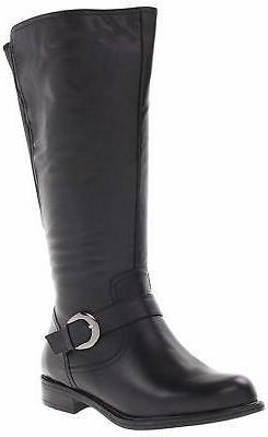 David Tate Women's Branson Wide Shaft Boot - Choose SZ/Color