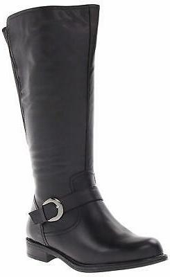David Tate Women's Branson Wide Shaft Boot