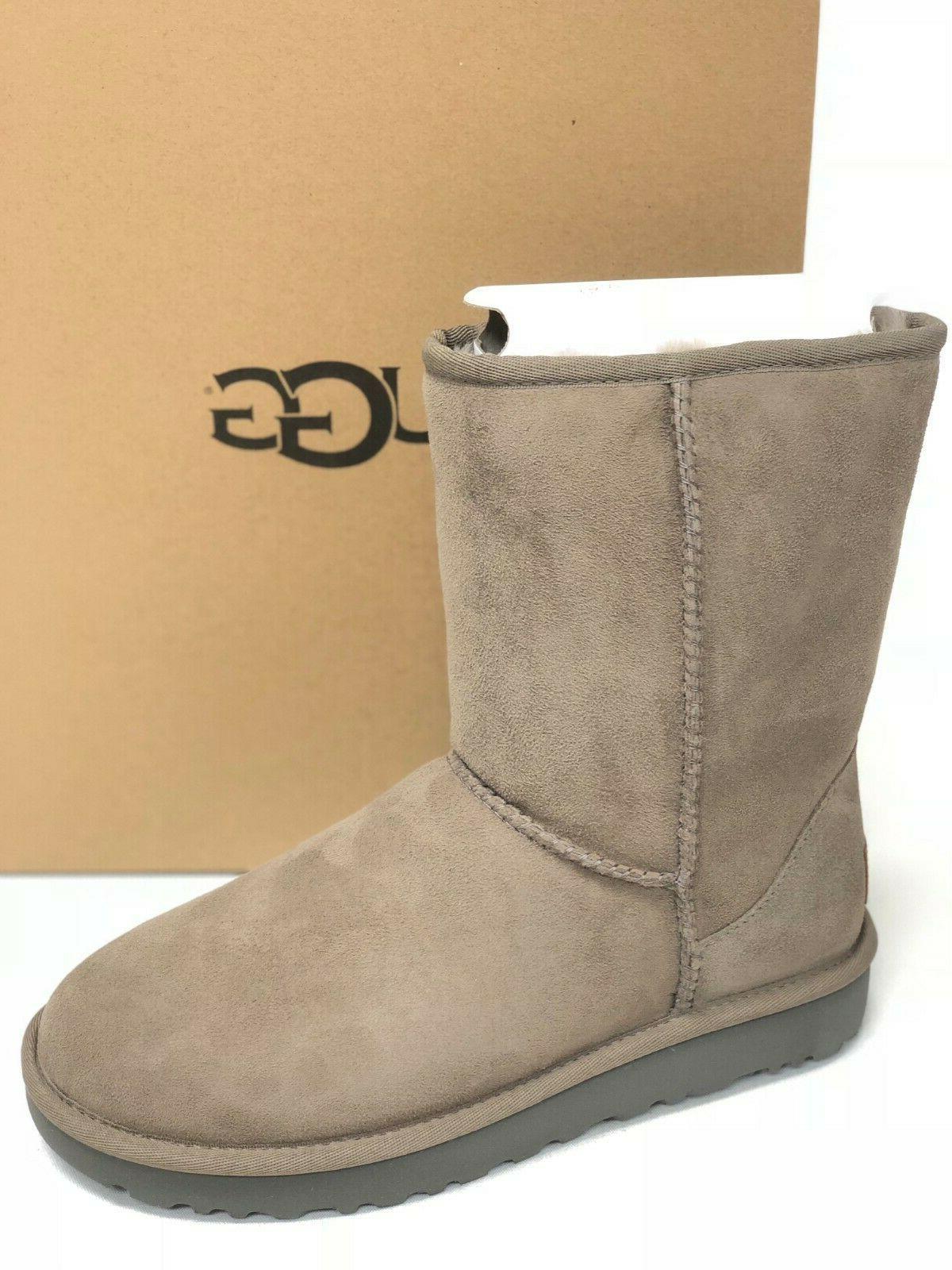 UGG Australia Women's Classic Short II Brindle Boots 1016223