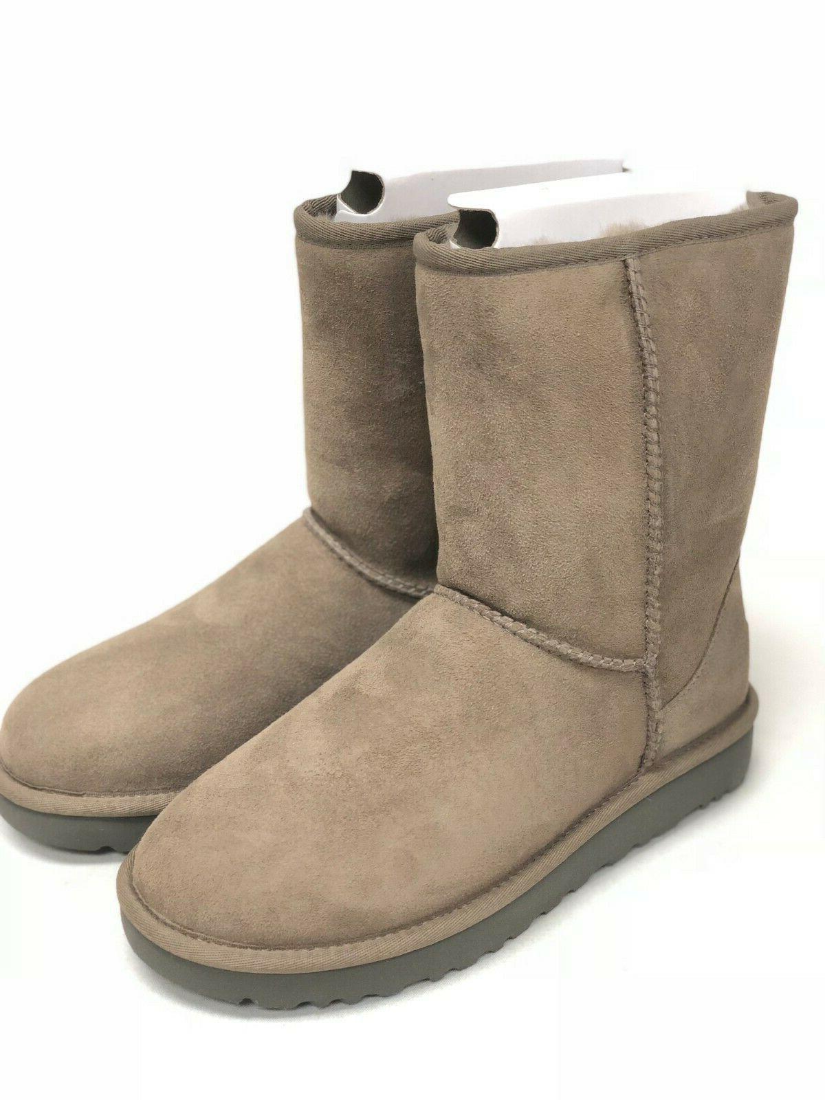 UGG Short II Brindle 1016223 Sheepskin Suede