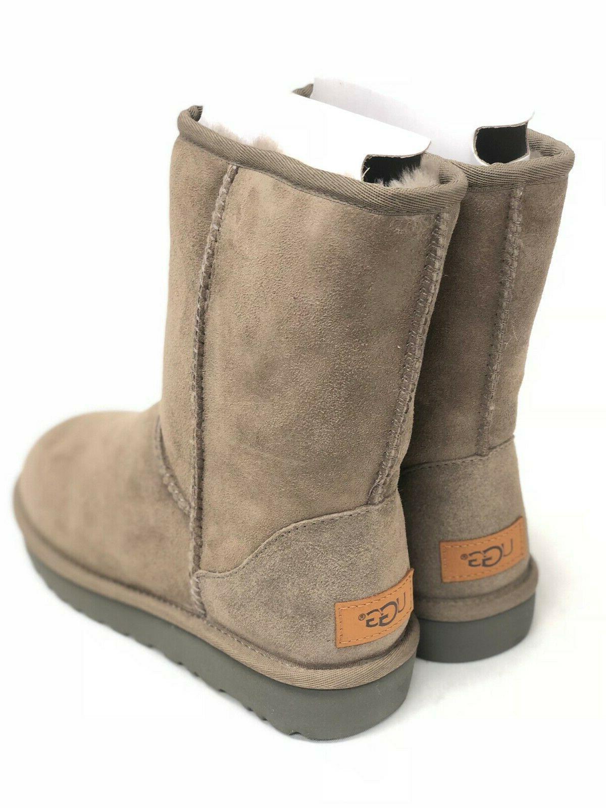 UGG Australia Short II Brindle Boots 1016223 Suede