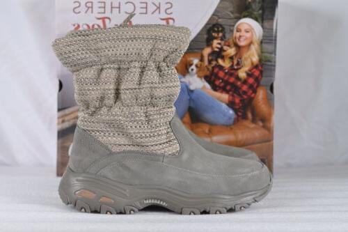Women's Skechers D'Lites-Star Boots