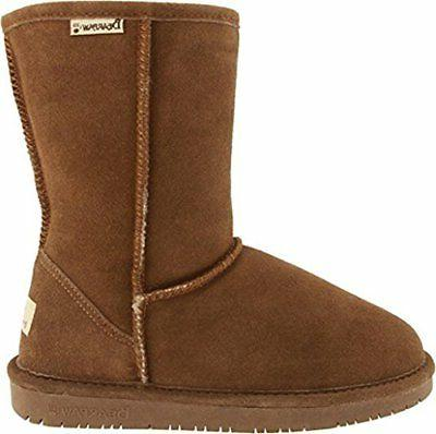 Bearpaw Hickory/Champagne Short Snow