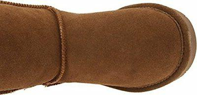 Bearpaw Short Lined Snow Boot