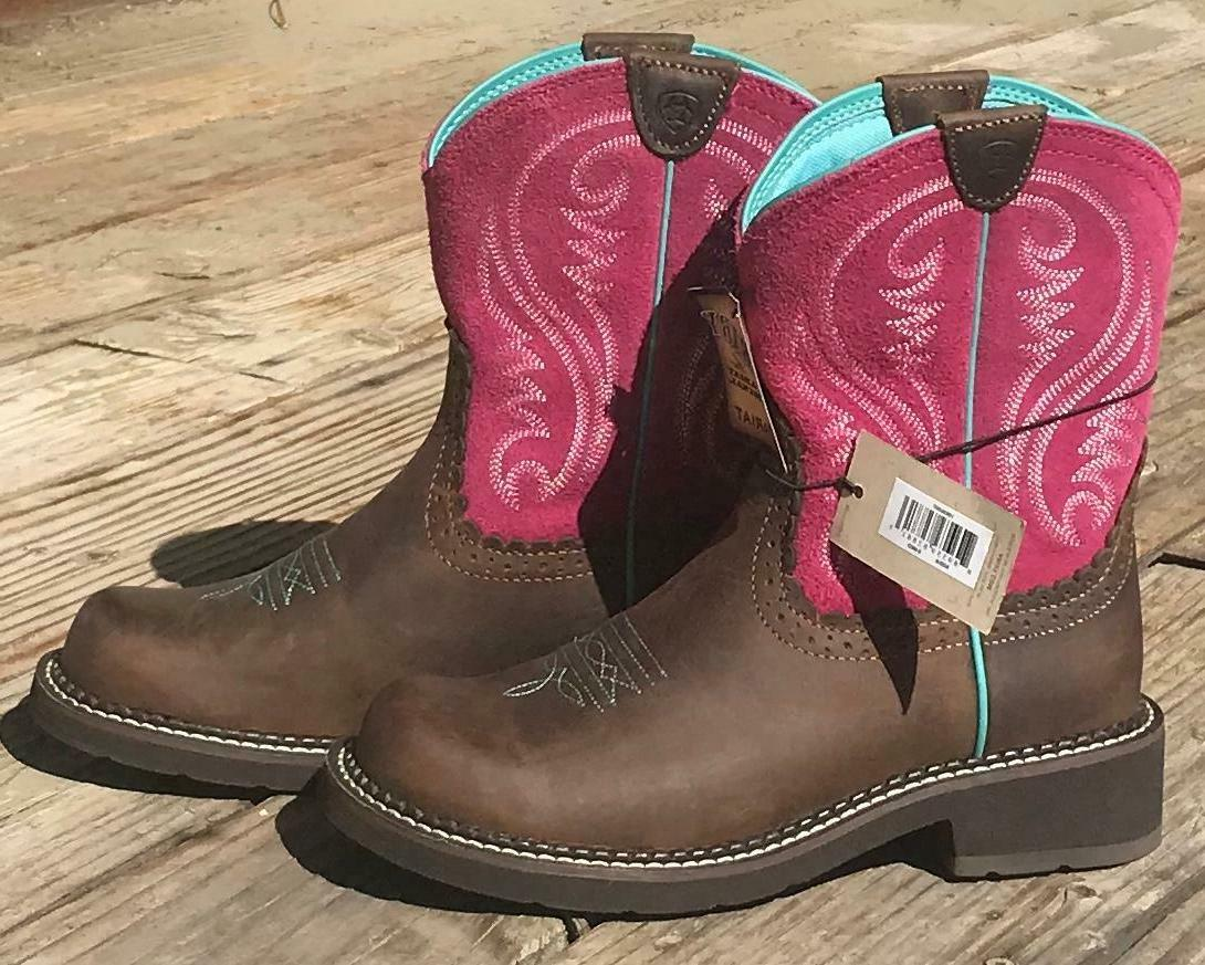 Ariat Fatbaby Boots Western/riding sizes