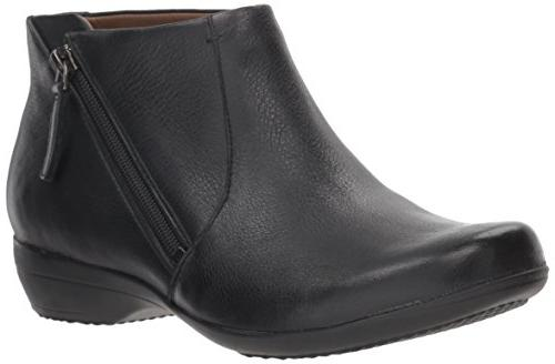 women s fifi ankle boot black milled