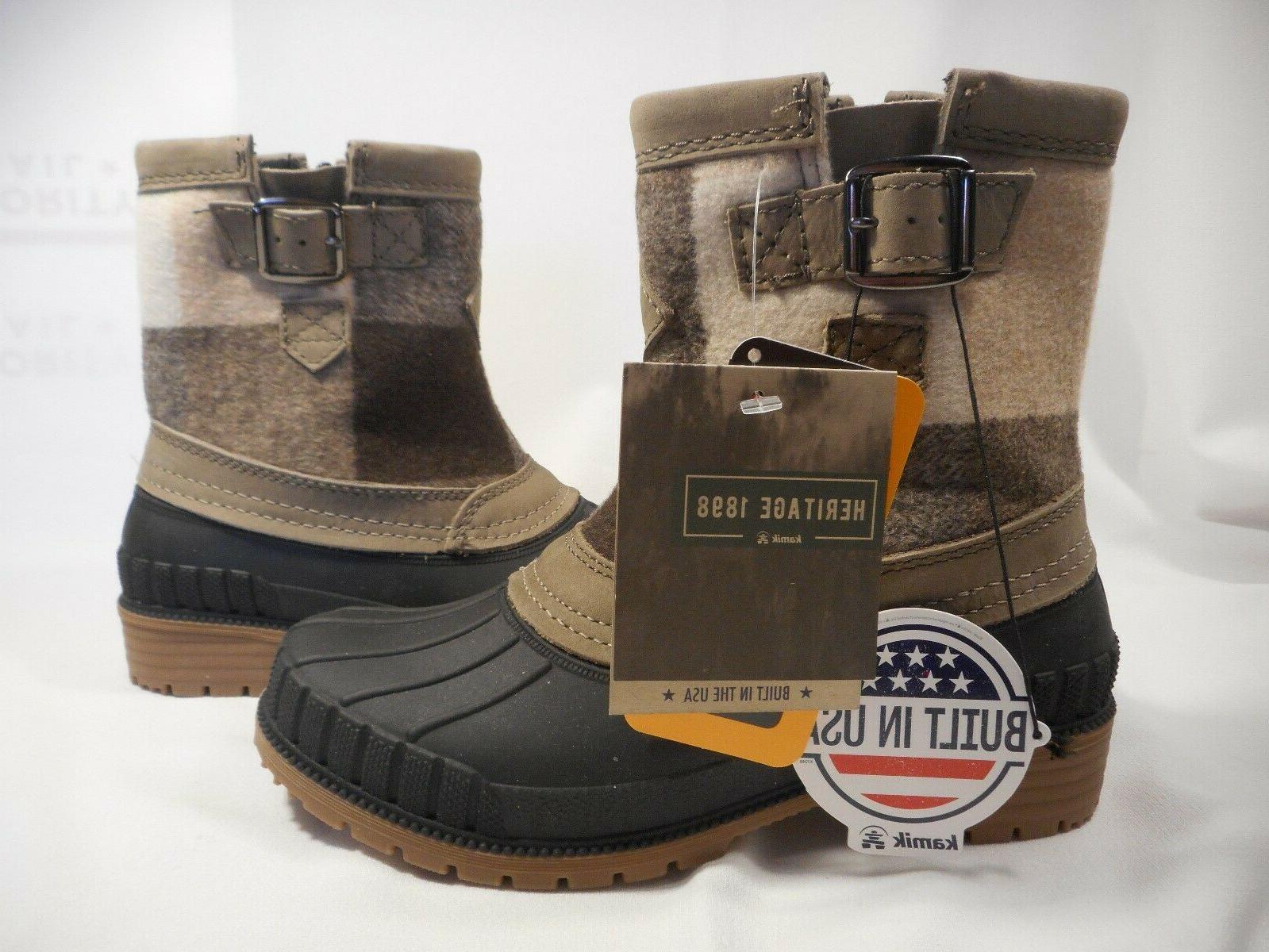 Kamik Women's Boots Waterproof 7 Rt. $110