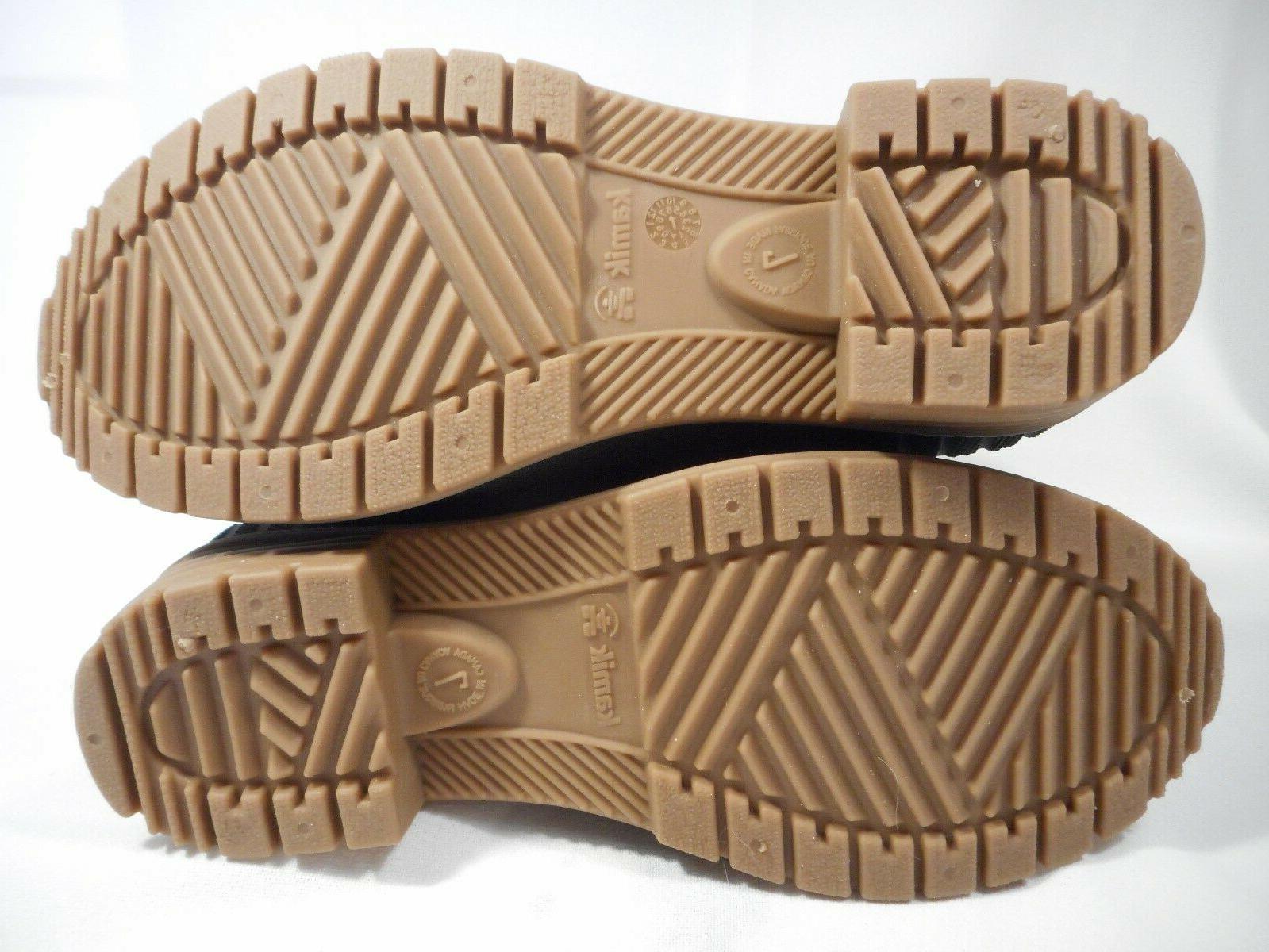 Kamik Insulated Boots Waterproof Lightweight 7 Rt. $110