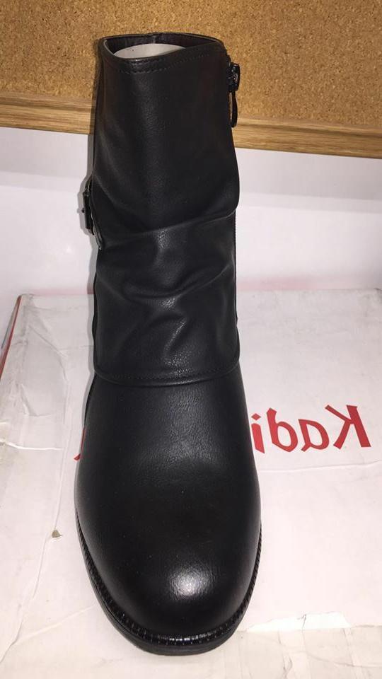 Global Boots-Black-US