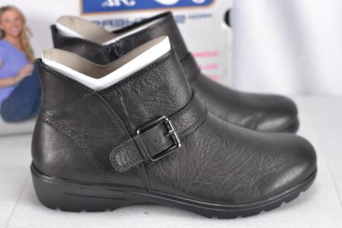 Women's Skechers Ankle Black