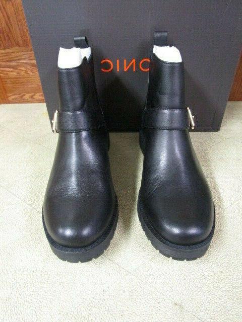 Vionic Black Leather