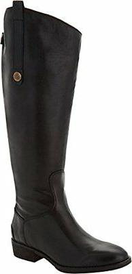 Sam Edelman Women's Penny2 Riding Boots, Knee-High Wide-Shaf