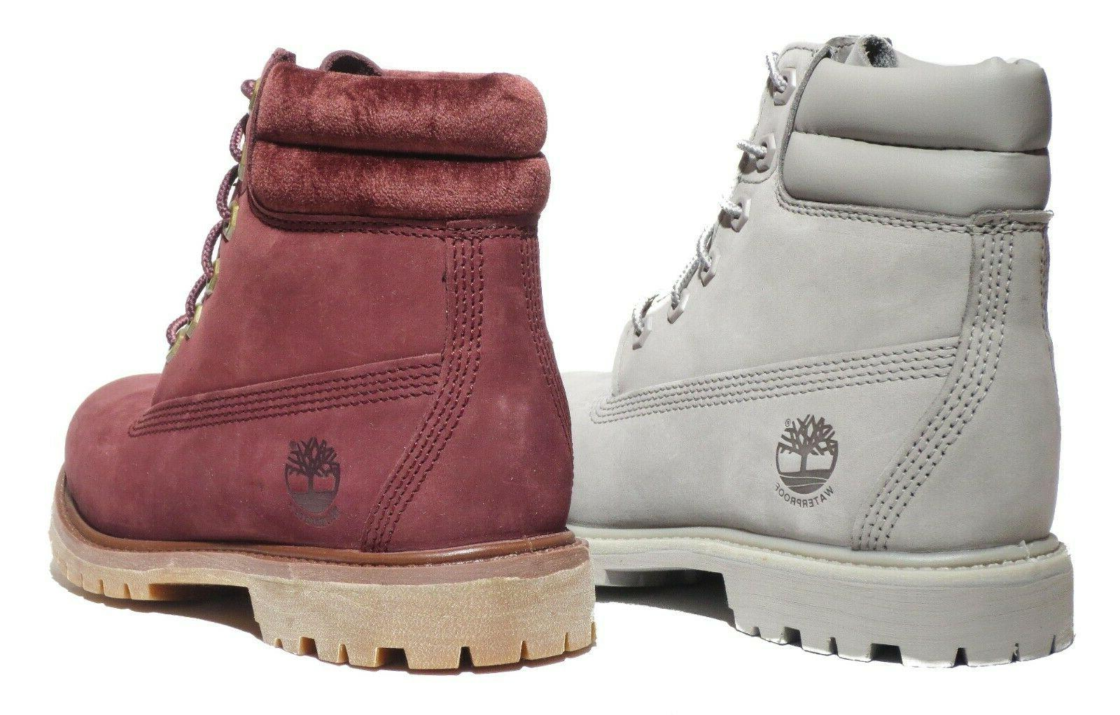 Timberland Leather Waterproof 6 Boots