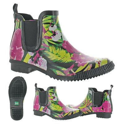 women s regent waterproof ankle rain boots
