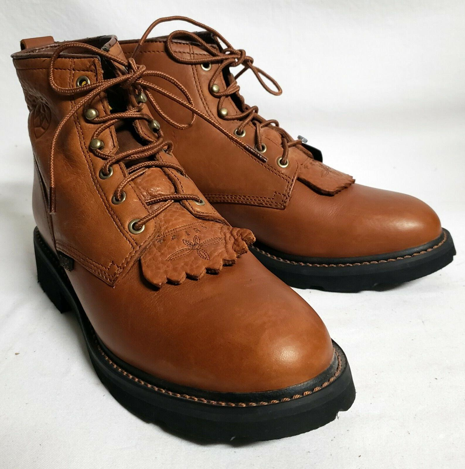 Ariat Lacer Cascade Boots Sunshine 31080 NEW