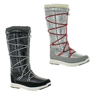 women s slalom quilted tall waterproof snow