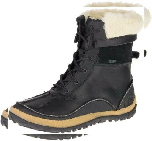 Merrell Women's Tremblant Mid Polar Waterproof Snow Boot Fau